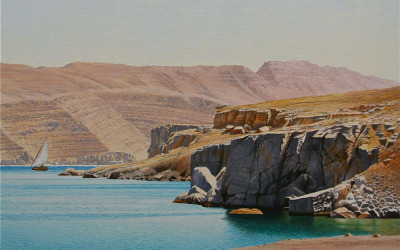 Musandam Coastline, Oman