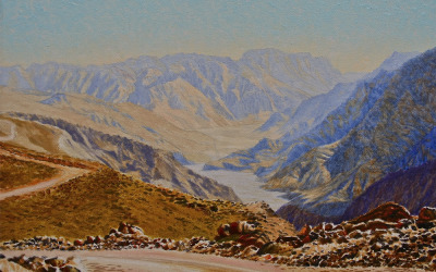 Khawr An Najd Road, Oman