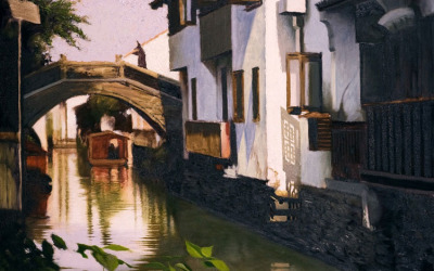 Old Town Canal, Suzhou